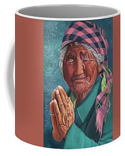 Oh Great Spirit, Hear My Prayer Coffee Mug
