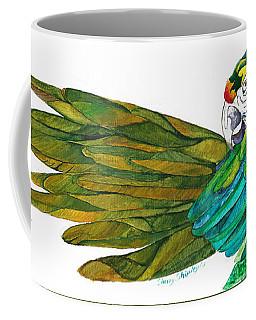 Oh Mya Coffee Mug by Sherry Shipley