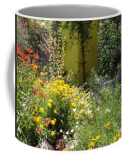 Oh The Color Of This Garden Coffee Mug