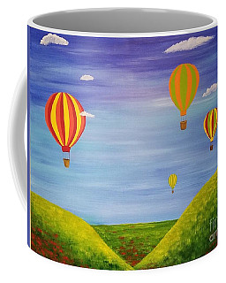 Oh The Places We Will Go Coffee Mug