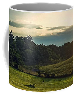 Oh What A Beautiful Morning Coffee Mug