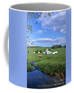 3d203 Ohio Farm Photo Coffee Mug