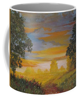 Ohio Landscape I Coffee Mug
