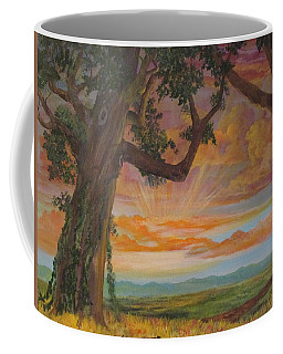 Ohio Landscape II Coffee Mug