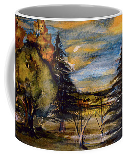 Ohio Sunset Coffee Mug