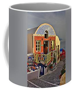 Oia Pub Coffee Mug
