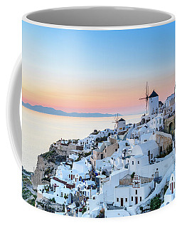 Oia, Santorini - Greec Coffee Mug