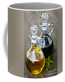 Oil And Vinegar Coffee Mug