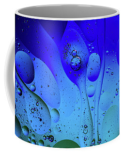 Coffee Mug featuring the photograph Oil And Water 12 by Jay Stockhaus