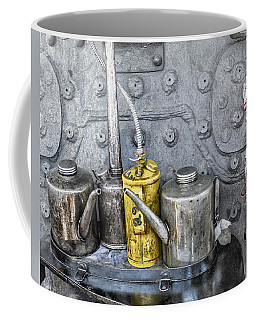 Oil Cans Coffee Mug