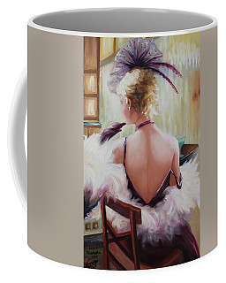 Oil Msc 011 Coffee Mug