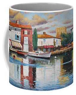 Oil Msc 019 Coffee Mug