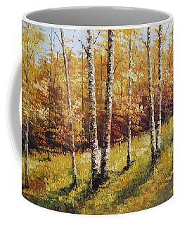 Oil Msc 028 Coffee Mug