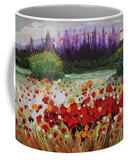 Oil Msc 031 Coffee Mug