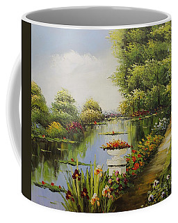 Oil Msc 038 Coffee Mug