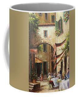 Oil Msc 050 Coffee Mug