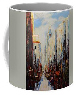Oil Msc 059 Coffee Mug