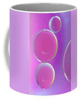 Oil On Water Abstract Coffee Mug