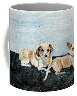 Oil Painting Coffee Mug