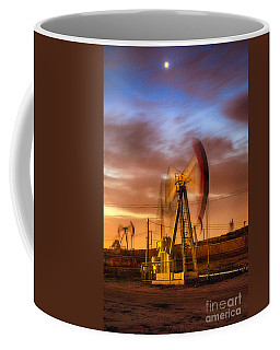 Oil Rig 1 Coffee Mug