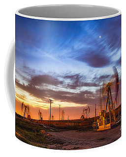 Oil Rigs 3 Coffee Mug