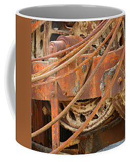 Oil Production Rig Coffee Mug
