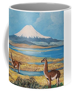 Ojos Del Salado Volcano Coffee Mug