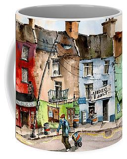 Ok Wheres The Party. Clifden, Galway. Coffee Mug