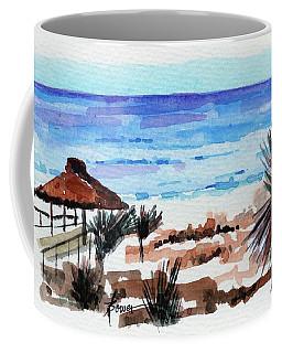 Okaloosa Island, Florida Coffee Mug