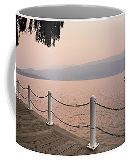 Okanagan Boardwalk Coffee Mug
