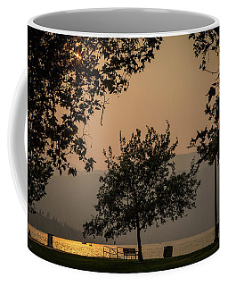 Okanagan Burn Coffee Mug