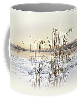 Coffee Mug featuring the photograph Okanagan Glod by John Poon
