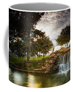 Okc Riverwalk Coffee Mug