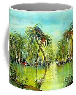 Okefenokee Swamp Coffee Mug