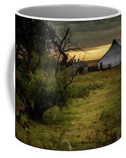 Oklahoma Barnyard Coffee Mug