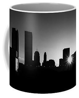 Coffee Mug featuring the photograph Oklahoma City by Betty LaRue