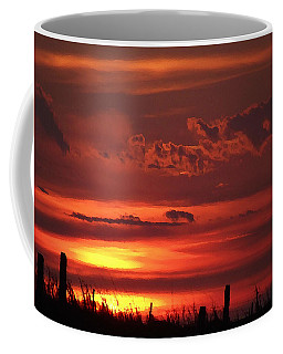 Oklahoma Sky At Daybreak  Coffee Mug