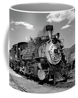 Coffee Mug featuring the photograph Old 484 I by Ron Cline