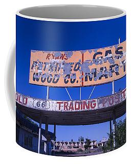 Old 66 Trading Post Coffee Mug