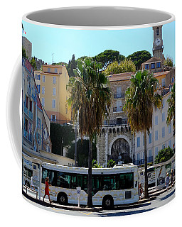 Old And Beautiful Cannes Coffee Mug