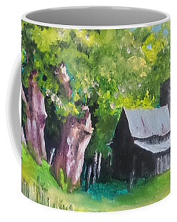 Old As The Oaks Coffee Mug