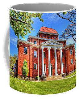 Old Ashe Courthouse Coffee Mug