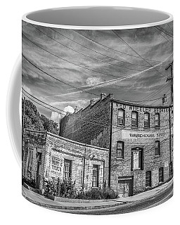 Old Asheville Building Coffee Mug