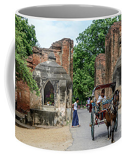 Old Bagan Coffee Mug