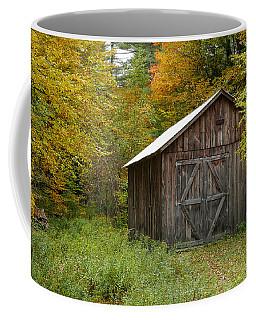 Old Barn New England Coffee Mug