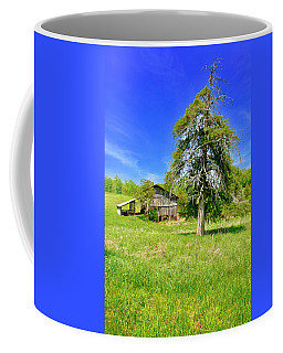 Old Barn, Smith Mountain Lake Coffee Mug