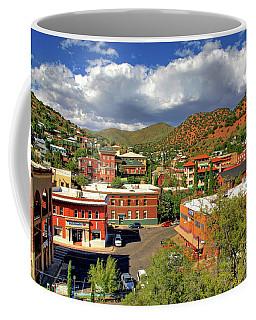 Old Bisbee Arizona Coffee Mug