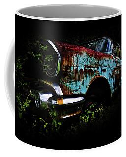 Old Blue Chevy Coffee Mug