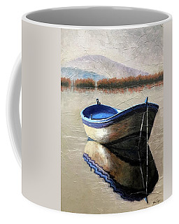 Old Boat Coffee Mug