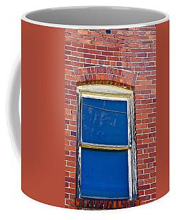 Old Brick Building Coffee Mug
